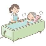 特養の入浴設備