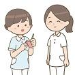 新人女性職員への指導
